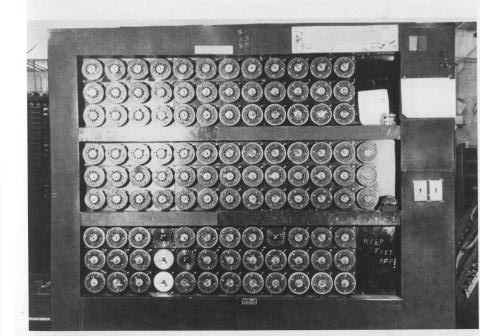 the invention of computers based on the work of alan turing in the 1930s and john von neumann in 195