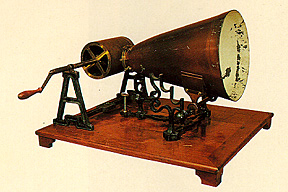 M.L. Scott's Phonautograph