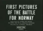 War in Norway