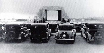 Drive In Theater Dead Media Archive