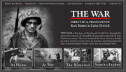 """The War"" documentary"