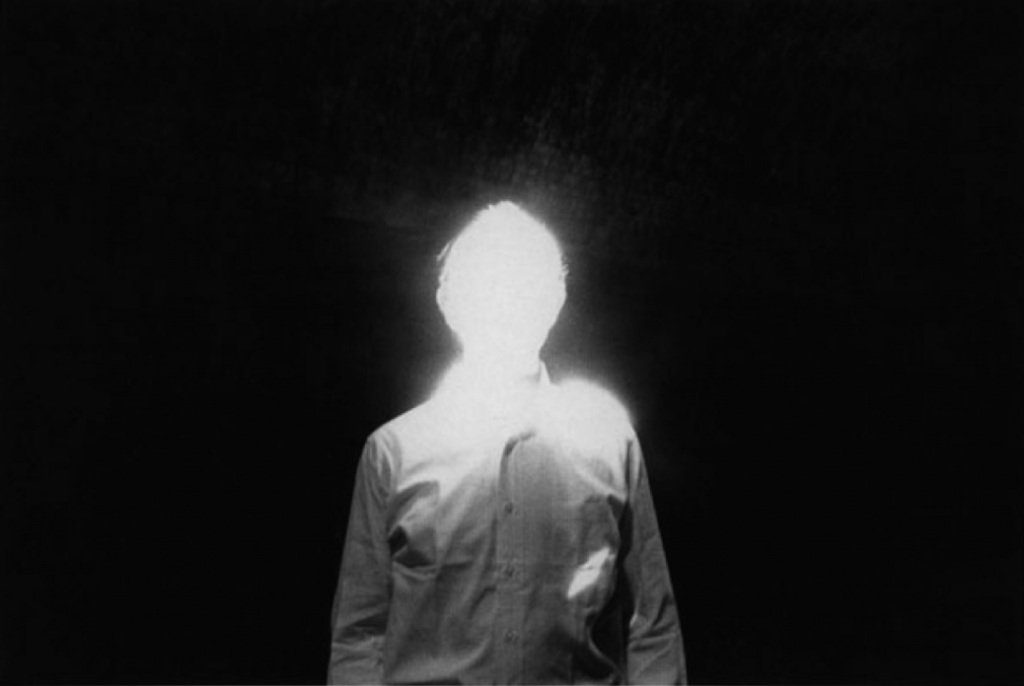 "Duane Michals ""The Illuminated Man"""